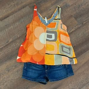 Anthropologie tank by Tiny